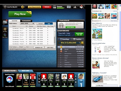 Zynga Poker Hack Get 1 Million Chips in 5 Minutes 17.02.2017