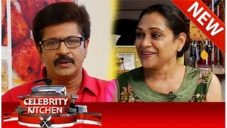 Celebrity Kitchen with Actor Ravi & Actress Uma Riyaz (21/09/2014)