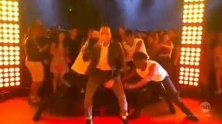 Chris Brown iHeartRadio Music Awards Performance 2016