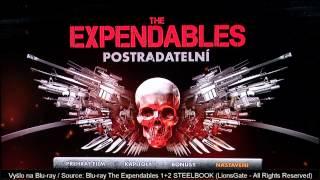 64. Díl pořadu Film-Arena: The Expendables / Postradatelní 1+2 STEELBOOK (Blu-ray Unboxing)