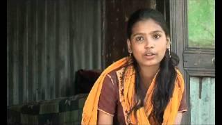 Shukhi,an empowered girls of Rural bangladesh