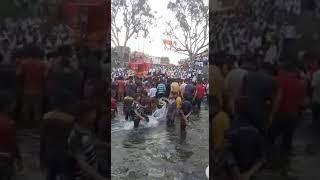 Cultural puja in Deurwada kajali