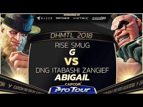 Xxx Mp4 RISE Smug G Vs DNG Itabashi Zangief Abigail DH Montreal 2018 Pools SFV CPT 2018 3gp Sex
