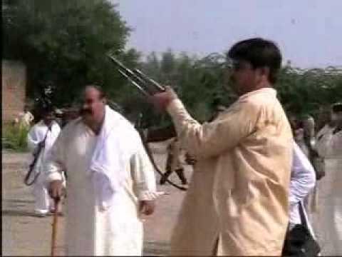 mianwali niazi firing