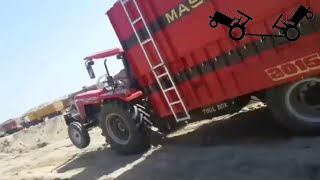 TOP 10 MASSEY TRACTOR VIDEOS IN PUNJAB
