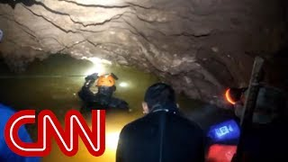 The miraculous story of the Thai cave rescue