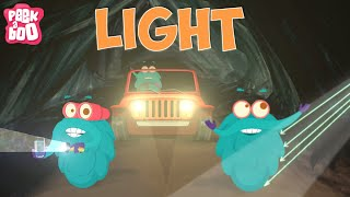 Light | The Dr. Binocs Show | Learn Videos For Kids