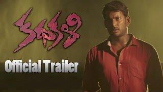 Kathakali | Telugu Official Trailer - Vishal, Catherine Tresa | Pandiraj | Hip Hop Tamizha
