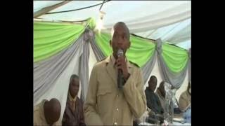 Sipho Kekana speaks at Nkosana's funeral ... full video available in stores!