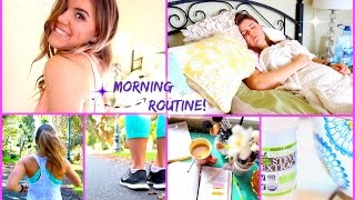 Morning Routine: How I Stay Healthy!