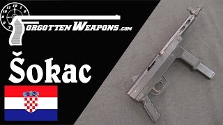 Croatian Šokac SMG - A PPSh-41 Copy from the 1990s