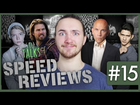 Speed Reviews #15 - The Raid, Being John Malkovich, The Witch & More!