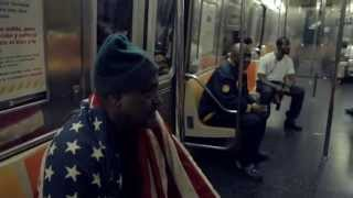 """AMERICAN DREAMER"" - Umar Bin Hassan (Last Poets) w/ Capadonna (Wu-Tang) and Rally Bop"