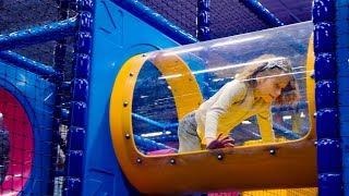 Indoor Playground Fun for Kids at Exploria Center