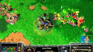 Moon (NE) vs Reprisal (HU) - G2 - WarCraft 3 - WC3 - WC1386