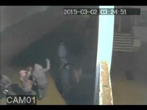rompen cámaras de vigilancia en la escuela primaria de solalpan
