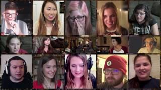 Wonder Woman - Trailer #2 (Reactions Mashup)