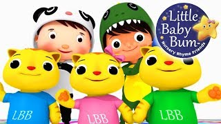 Nursery Rhyme Videos | *Volume-19* | Compilation from LittleBabyBum! | Live Stream!