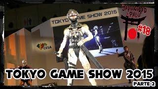 TOKYO GAME SHOW 2015 [LJAP 18] JAPON COSPLAY