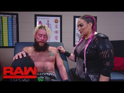 Xxx Mp4 Nia Jax Comforts Enzo Amore Raw Jan 8 2018 3gp Sex