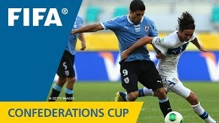 Uruguay 2:2 Italy a.e.t. (2:3 PSO), FIFA Confederations Cup 2013
