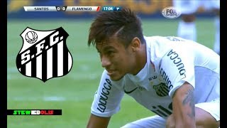 Neymar Jr ● Last Match for Santos F.C.\ Ultimo jogo pelo Santos ● HD #Neymar