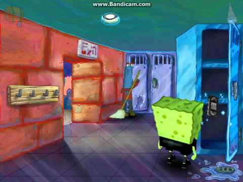 Spongebob EOTM Part 11 Get the F k out before I call police