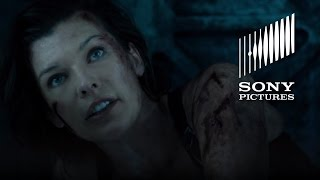 RESIDENT EVIL: THE FINAL CHAPTER - The End