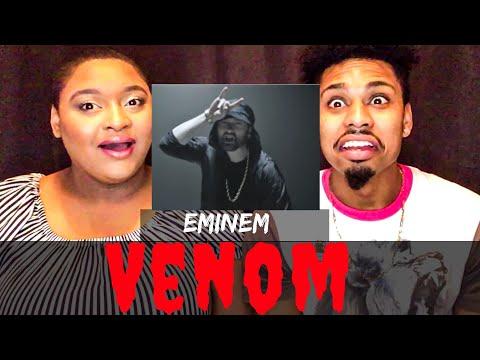 Eminem Venom | Reaction 🔥