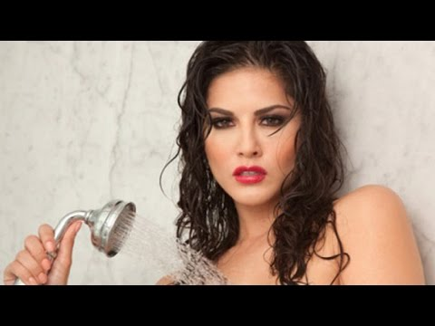 Sunny Leone Skin Show In Bathroom | H0TPhotoshoot in Bathroom | H0TVideo