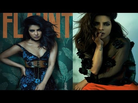 Xxx Mp4 Flaunt Magazine Cover 2016 Priyanka Chopra Sizzling Hot Flaunt View Hot Pic S 3gp Sex