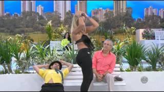A Praça É Nossa (26/06/14) - Saidera diz que é produtor de funk e se dá bem