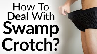Stinky Balls? Sweaty Butt? 3 Tips To Deal With Swamp Crotch | Best Ball Powder For Testicles