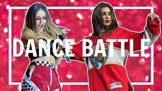 PERRIE EDWARDS VS LAUREN JAUREGUI {DANCE BATTLE}