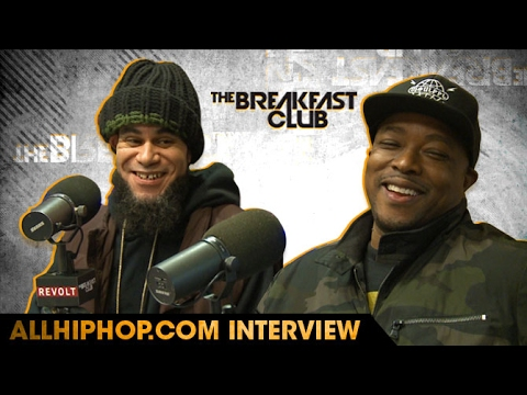Founders of AllHipHop Greg Watkins & Chuck Creekmur On Denzel Washington Jimmy Henchman & More