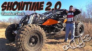 Brandon Davis Showtime 2.0 - SRRS Driver Profile