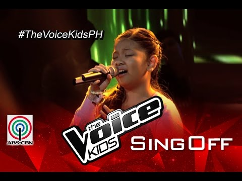 "The Voice Kids Philippines 2015 Sing-Off Performance: ""Natutulog Ba Ang Diyos"" by Elha"