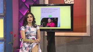RUMPI - Berita - berita Terheboh Selebriti (02/02/16)