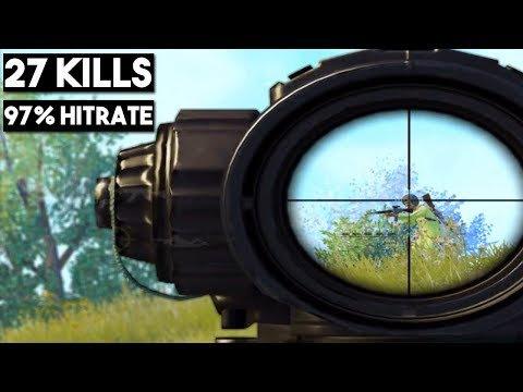 IF YOU LOVE SNIPERS WATCH THIS 27 KILLS Solo vs Squad PUBG Mobile
