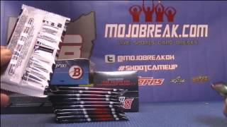 5/21 MLB NT BOWMAN 8 BOX BANGER MIXER