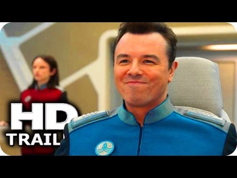 THE ORVILLE Official Trailer 2017 Star Trek Spoof Seth MacFarlane Comedy Drama Series HD