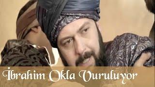 İbrahim Okla Vuruluyor - Muhteşem Yüzyıl 43. Bölüm