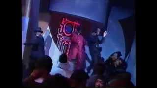 MC Hammer - Don't Stop - Soul Train Dancer Mo Que Chambers 1996