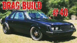 Auto-Mafia Drag Build (Part 40) 7