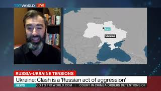 Russia-Ukraine Tensions: Peter Zalmayev joins the discussion