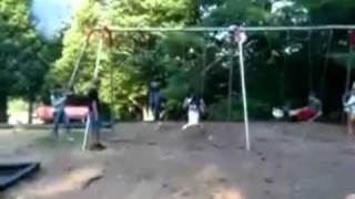 Swing Faceplant (Lmfao)