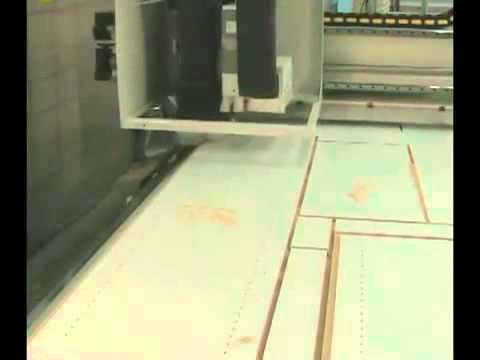 Morbidelli Universal CNC Router