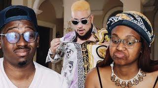 AKA - Fela In Versace | #MpanzaReacts