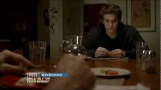 Issac Lahey and his father Teen wolf