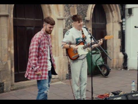 Ren & Sam Tompkins - Earned it Mans World  Falling